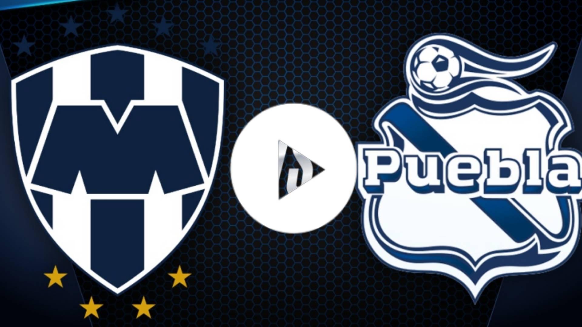 EN VIVO LIGA MX: Monterrey vs Puebla EN VIVO ONLINE, Hora Y Donde Ver | Liga MX EN VIVO 2020