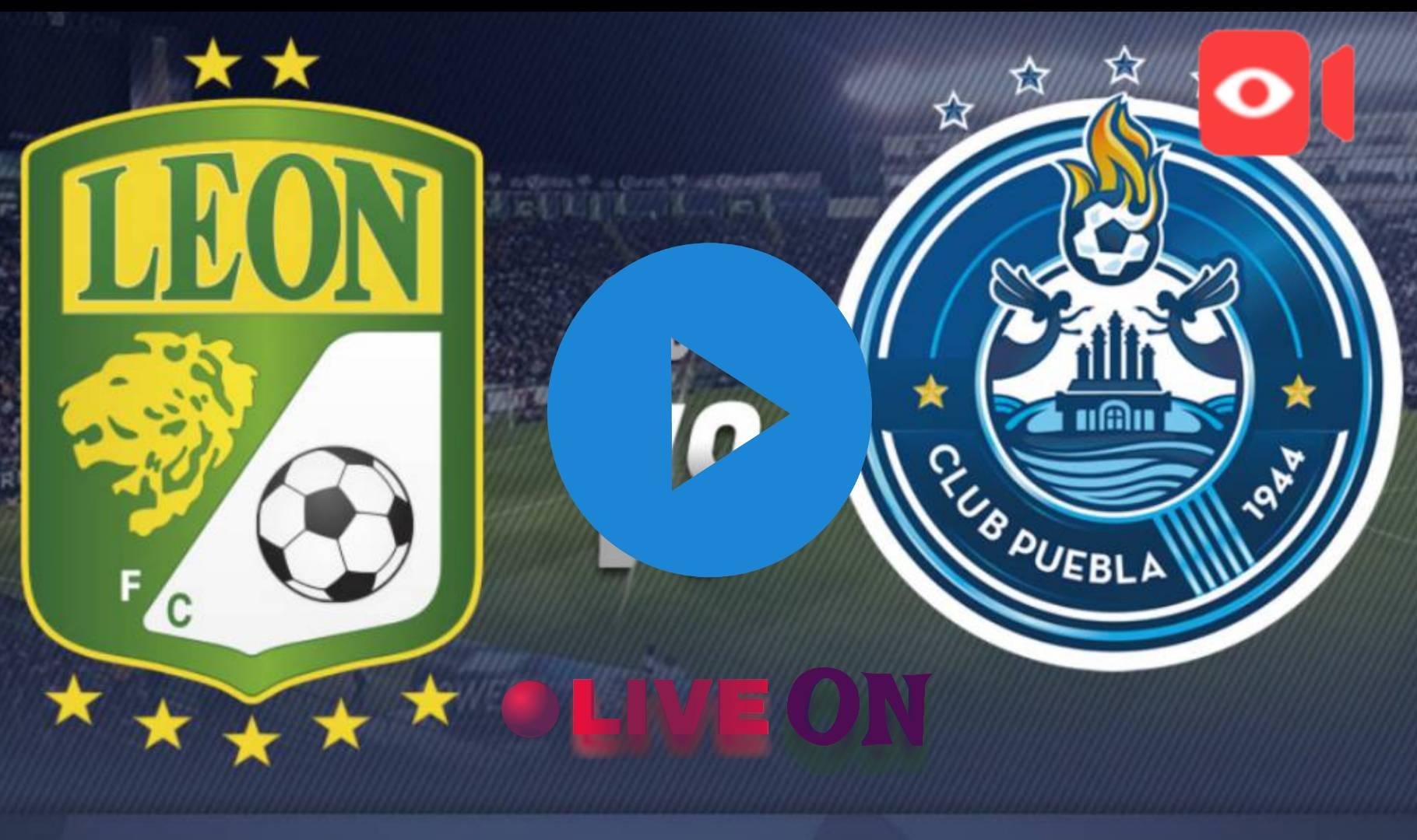 EN VIVO: Puebla vs León: dónde ver PRIMER PARTIDO DE cuartos de final del Guard1anes 2020 de Liga MX