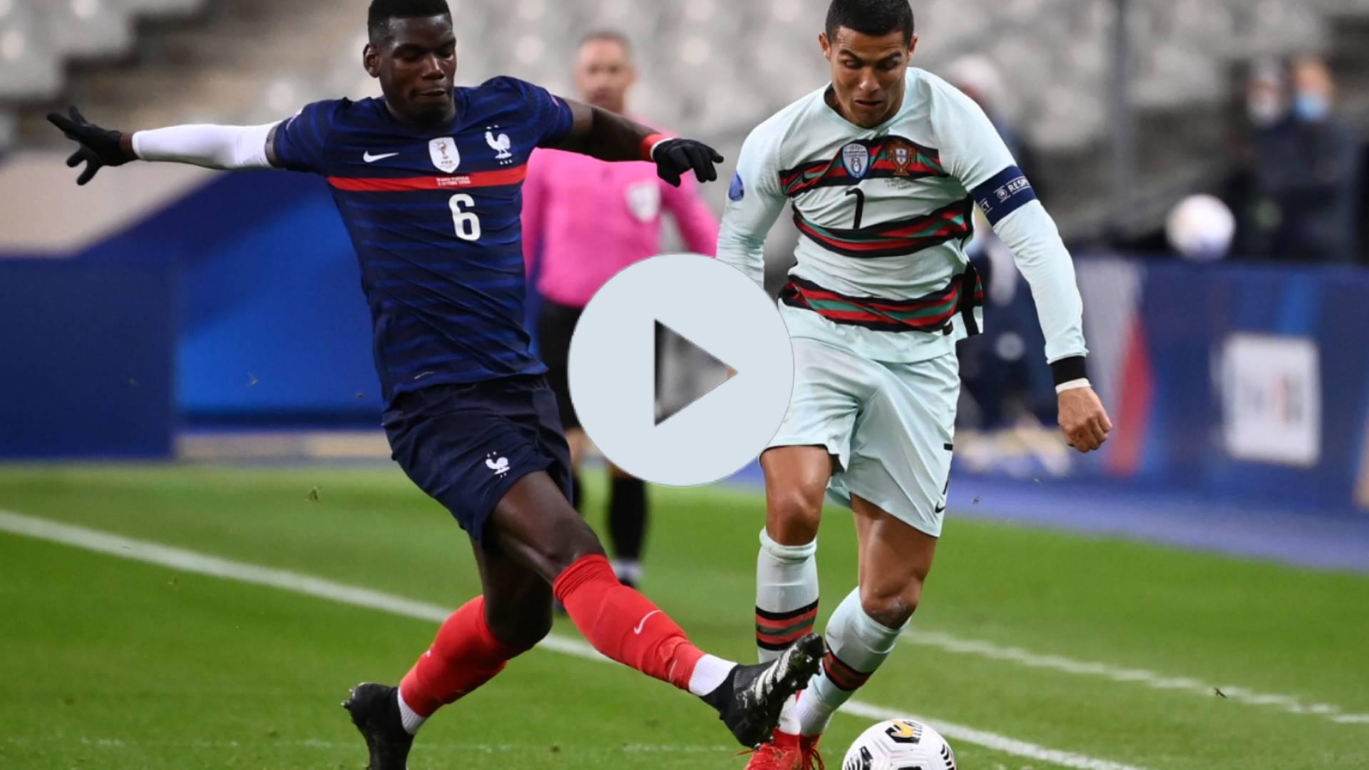 Portugal vs. Francia en vivo, canal de TV, cómo ver, noticias, probabilidades, tiempo