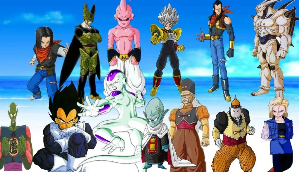 "FANATICOS DE DRAGON BALL: ""Dragon Ball Super"":  enemigos que Gokú nunca pudo derrotar"