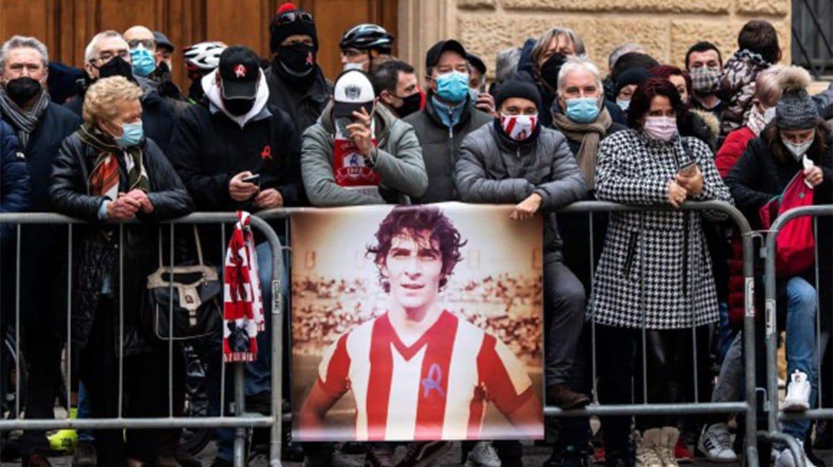Insolito Robaron en la casa del fallecido Paolo Rossi
