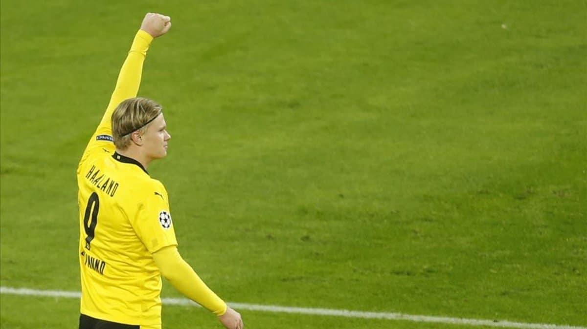Borussia Dortmund Lazio de la fase de grupos de