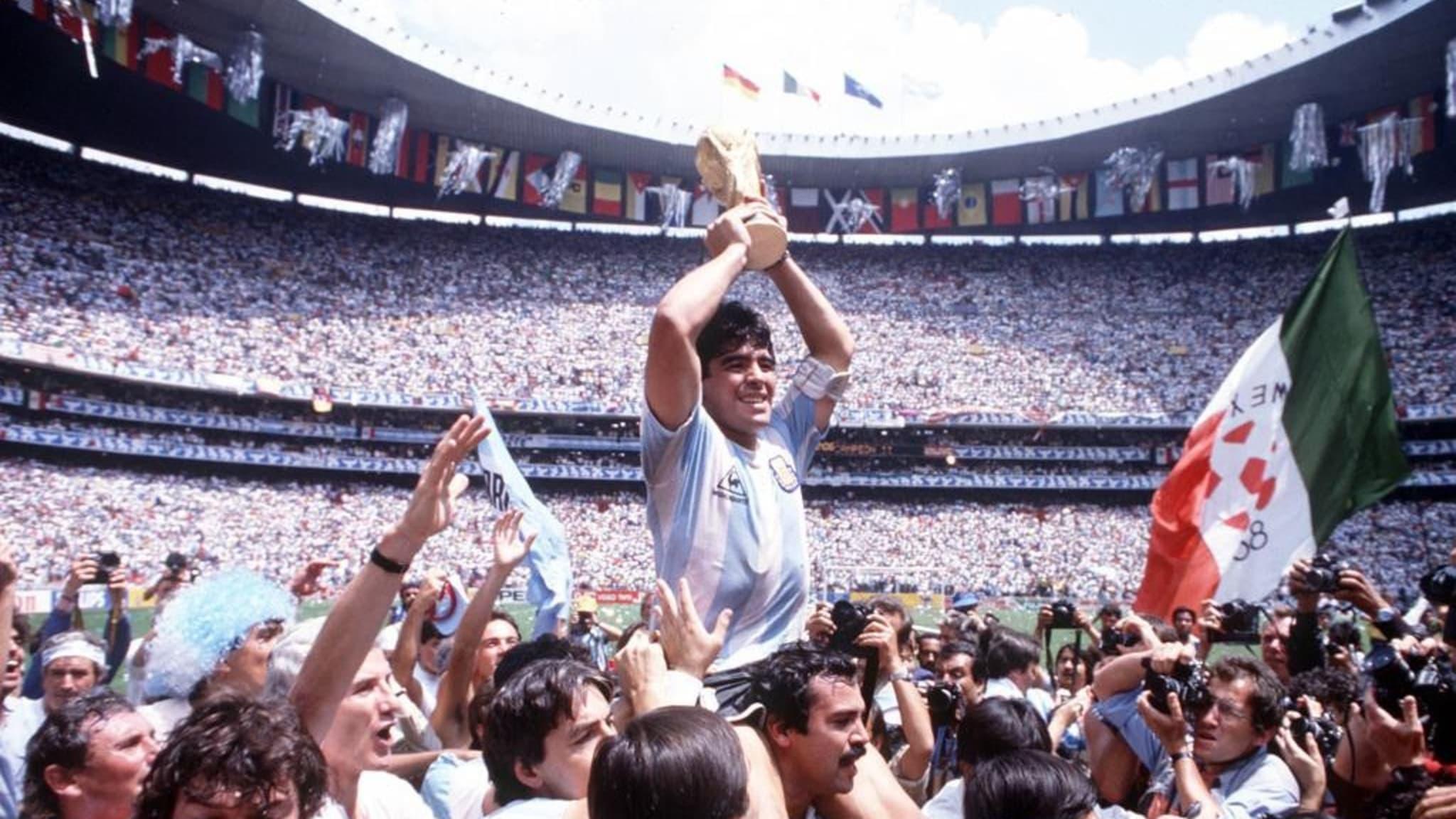 Copa Mundial de la FIFA 1986 Noticias Vea