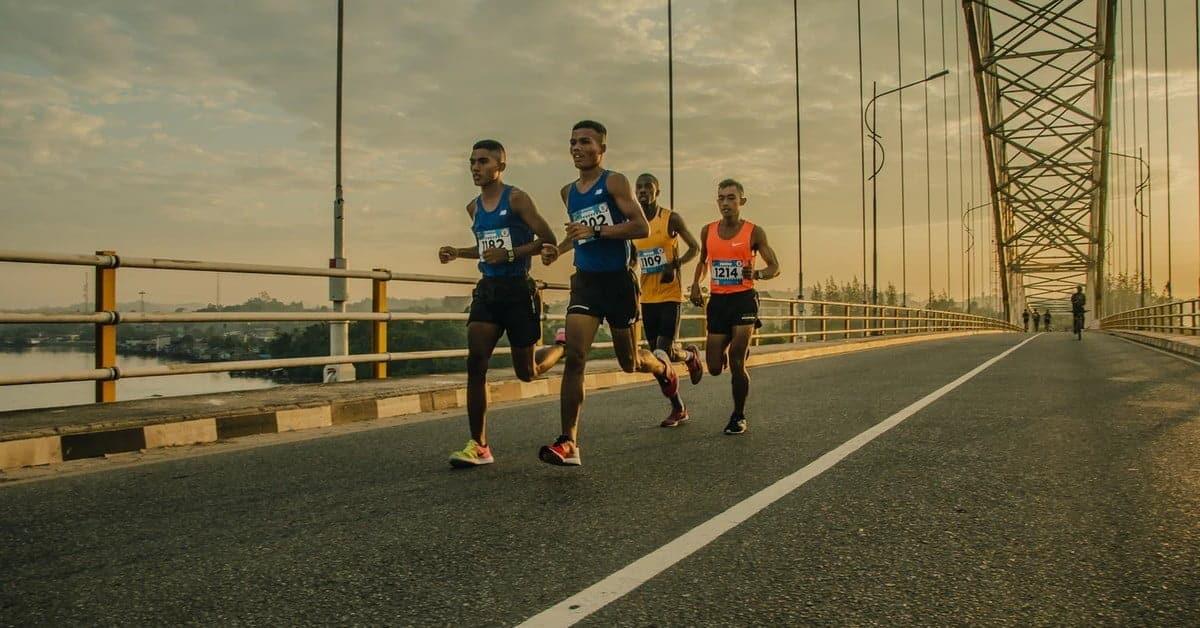 El equilibrio para correr un maraton en menos de dos