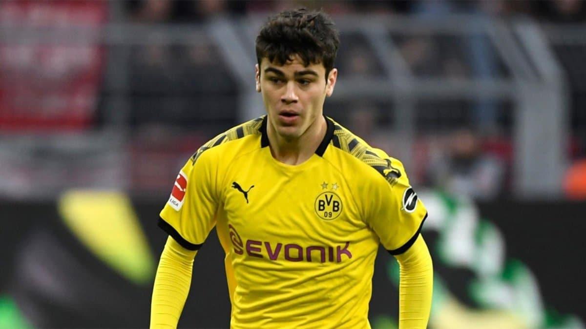Giovani Reina renueva con el Dortmund hasta 2025