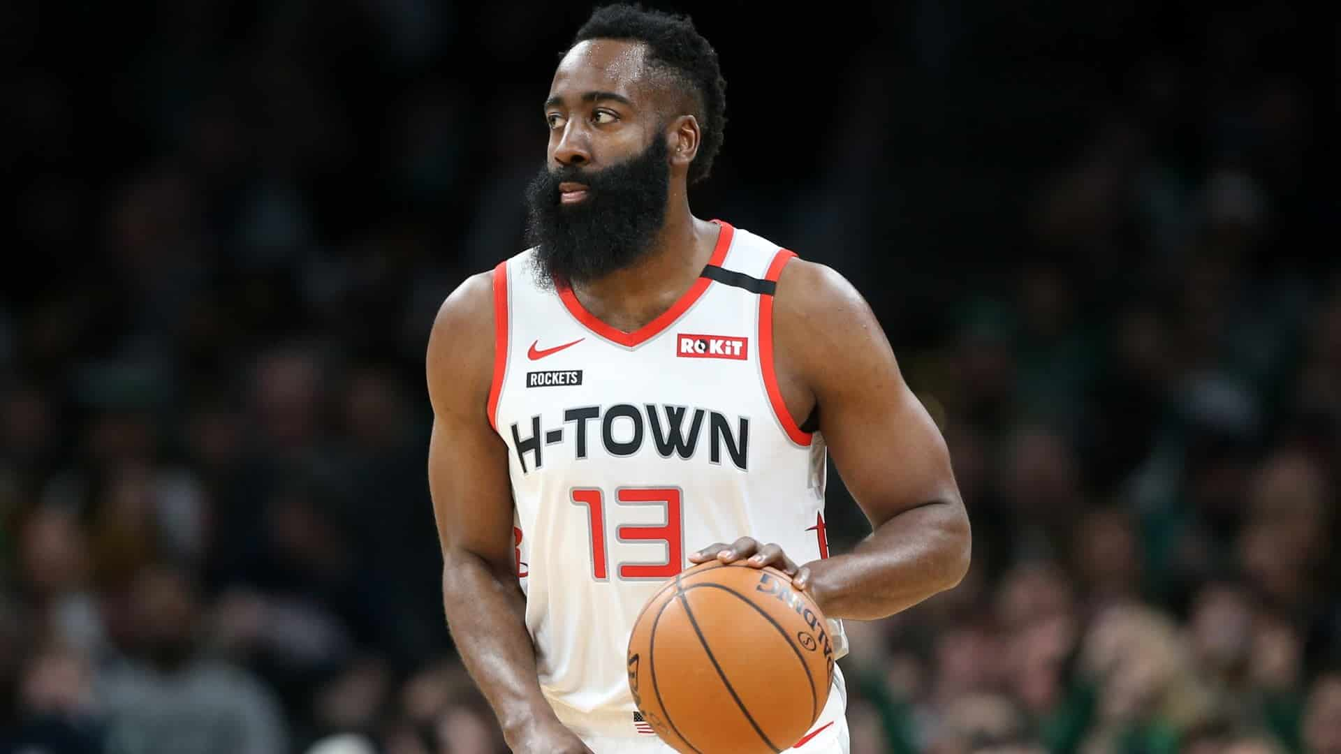 James Harden regresa a la practica de los Rockets en