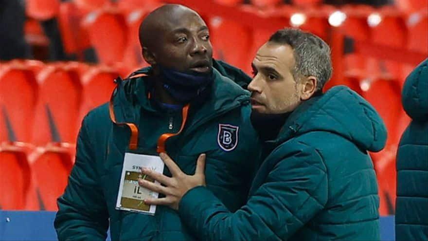 La UEFA elige nuevos arbitros para el PSG Basaksehir