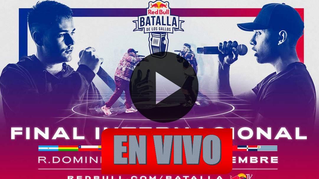 MIRAR AQUI LA GRAN FINAL Red Bull Internacional 2020: cuándo, dónde y a qué hora será la final en República Dominicana