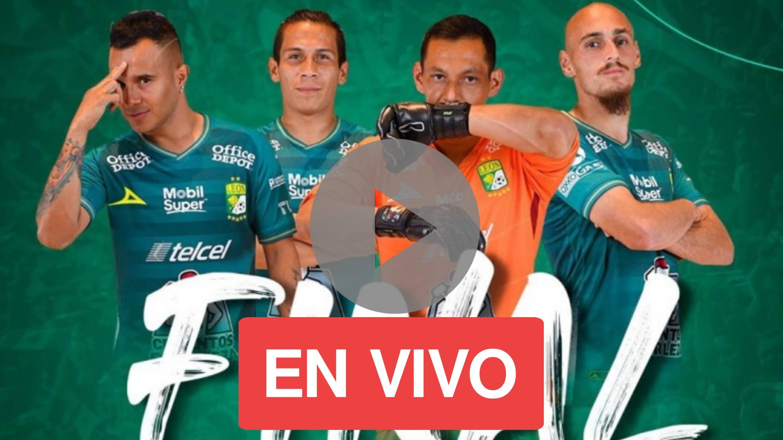 MIRAR AQUI LA FINAL DE LA LIGA MX León vs Pumas, GUERRA DE FELINOS: Ver GRATIS, León vs. Pumas EN VIVO en TUDN: incidencias por la final de vuelta del Apertura Liga MX 2020