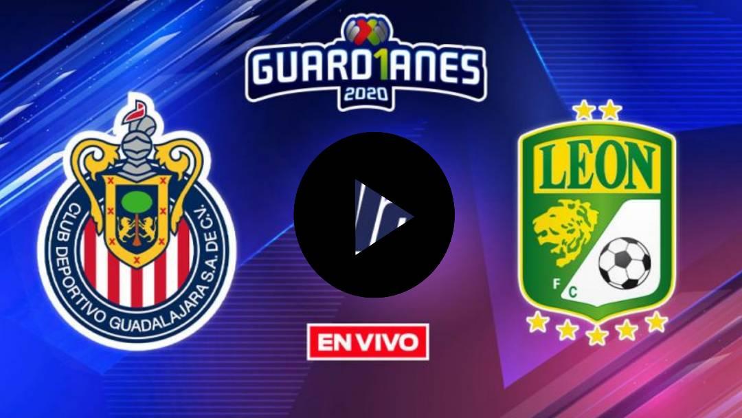 AQUI EN VIVO Chivas vs León: desde el Estadio Akron chocan en ida de la semifinal de Liga MX