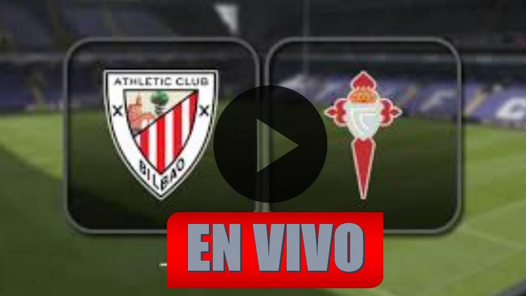 EN VIVO GRATIS ONLINE Athletic Bilbao vs Celta de Vigo EN VIVO ONLINE con Renato Tapia por la jornada 12 de LaLiga