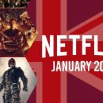 Lo que llegará a Netflix Reino Unido en enero de 2021