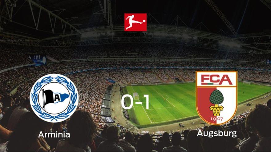 Arminia Bielefeld 0 1 FC Augsburgo