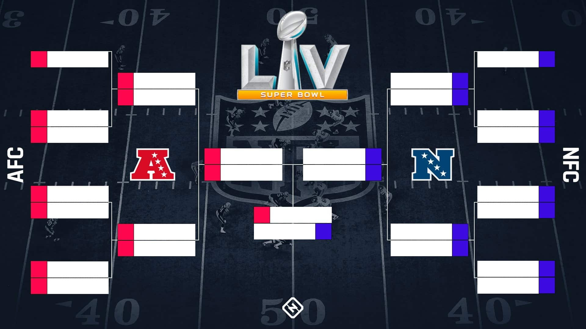 Imagen de los playoffs de la NFL clasificacion actualizada de