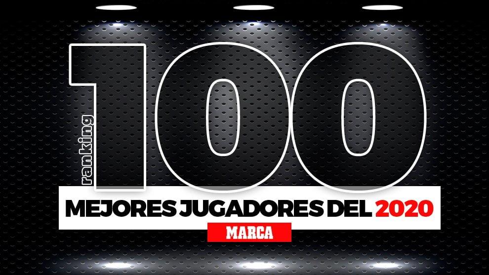 Los 100 mejores jugadores de futbol de 2020