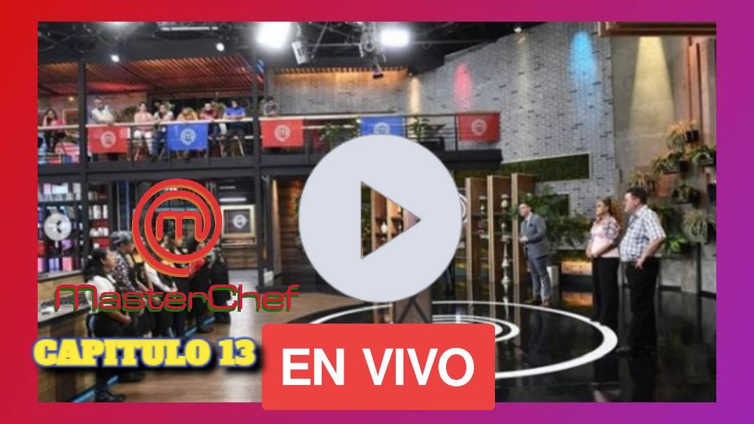 MIRAR MASTERCHEF MEXICO 2020 CAPITULO 13 EN VIVO ONLINE