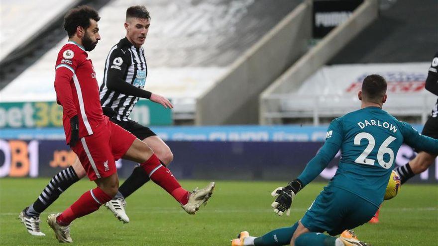 Resumen del Newcastle Liverpool 0 0 partido de la jornada