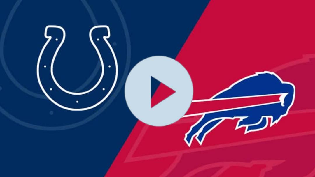 NFL PLAYOFFS EN VIVO ONLINE: Bills vs. Colts