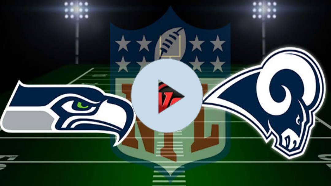 Seattle Seahawks vs. Los Angeles Rams: Cómo ver, escuchar y ONLINE