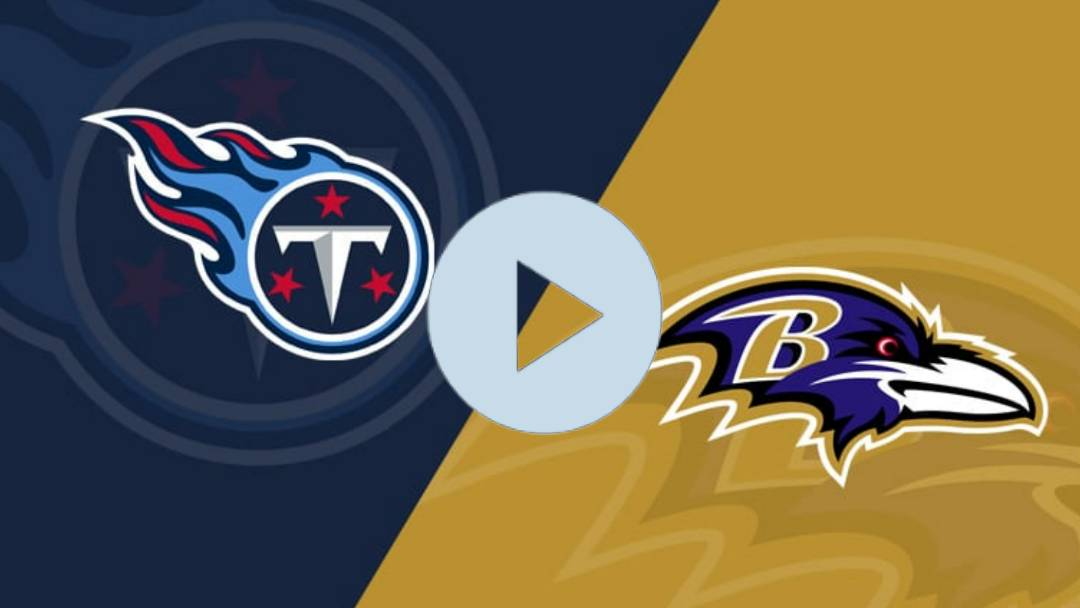 EN VIVO NFL PLAYOFFS ONLINE: Mira Titans vs. Ravens