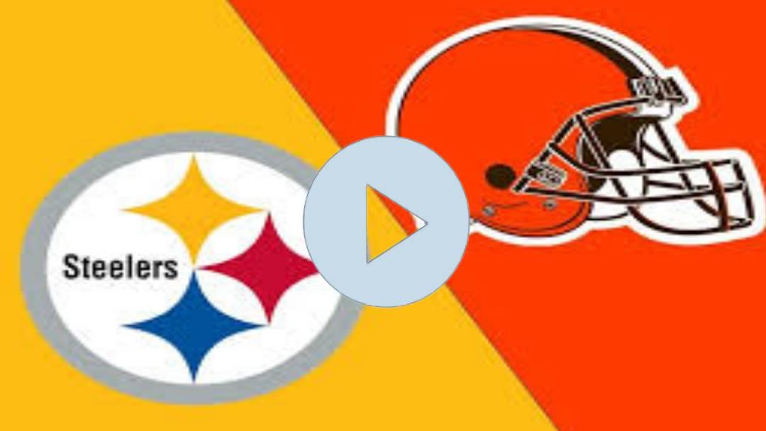 "EN VIVO NFL PLAYOFFS ONLINE: Cómo ver ""Browns vs. Steelers"""