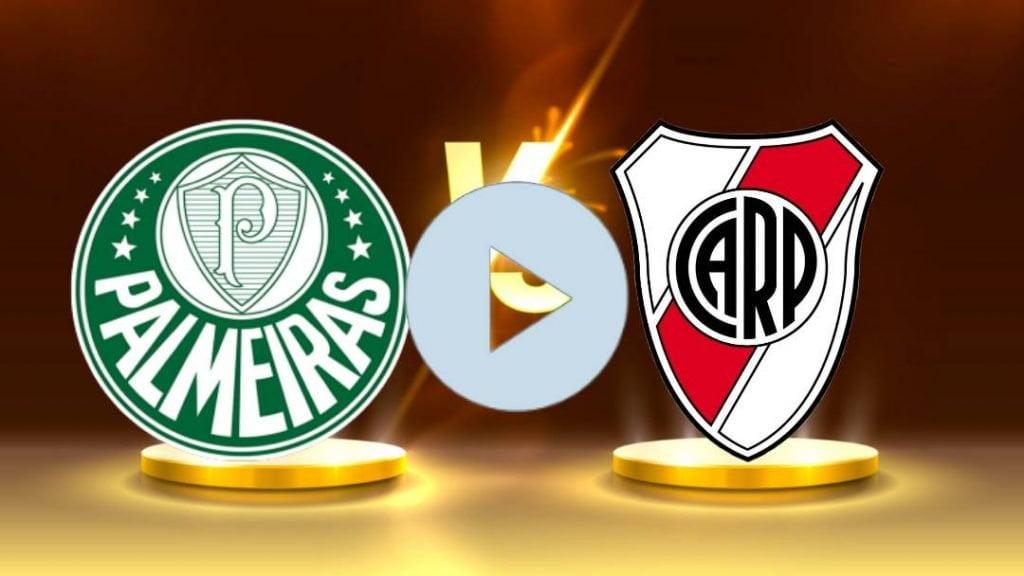 VER Palmeiras vs. River Plate EN VIVO GRATIS por la Copa Libertadores