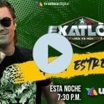 HOY MIERCOLES TITANES VS HEROES EN VIVO ONLINE EN LA BATALLA COLOSAL, EXATLON MEXICO 2020
