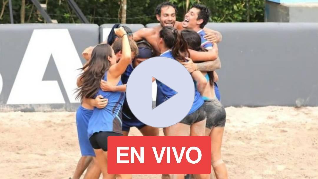 HOY MARTES HEROES VS TITANES, ROJOS VS AZULES: EXATLON MEXICO 2020 EN VIVO