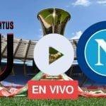 AQUI EN VIVO JUVENTUS VS NAPOLI POR LA SUPER COPA DE ITALIA: Juventus vs Napoli EN VIVO: Horarios, canales TV y dónde ver juego por Supercopa de Italia 2021