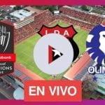 VIA FOX Y TUDN USA: ALAJUELENSE VS OLIMPIA EN VIVO HOY POR LA SEMINFINAL DE LA LIGA CONCACAF 2021