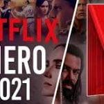 Lo nuevo en Netflix Enero 2021, además todos los estrenos de Enero con fecha