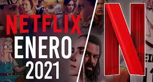 Lo nuevo en Netflix Enero 2021