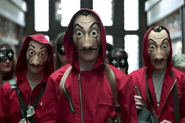 MONEY HEIST - LA CASA DE PAPEL TEMPORADA 5 2021
