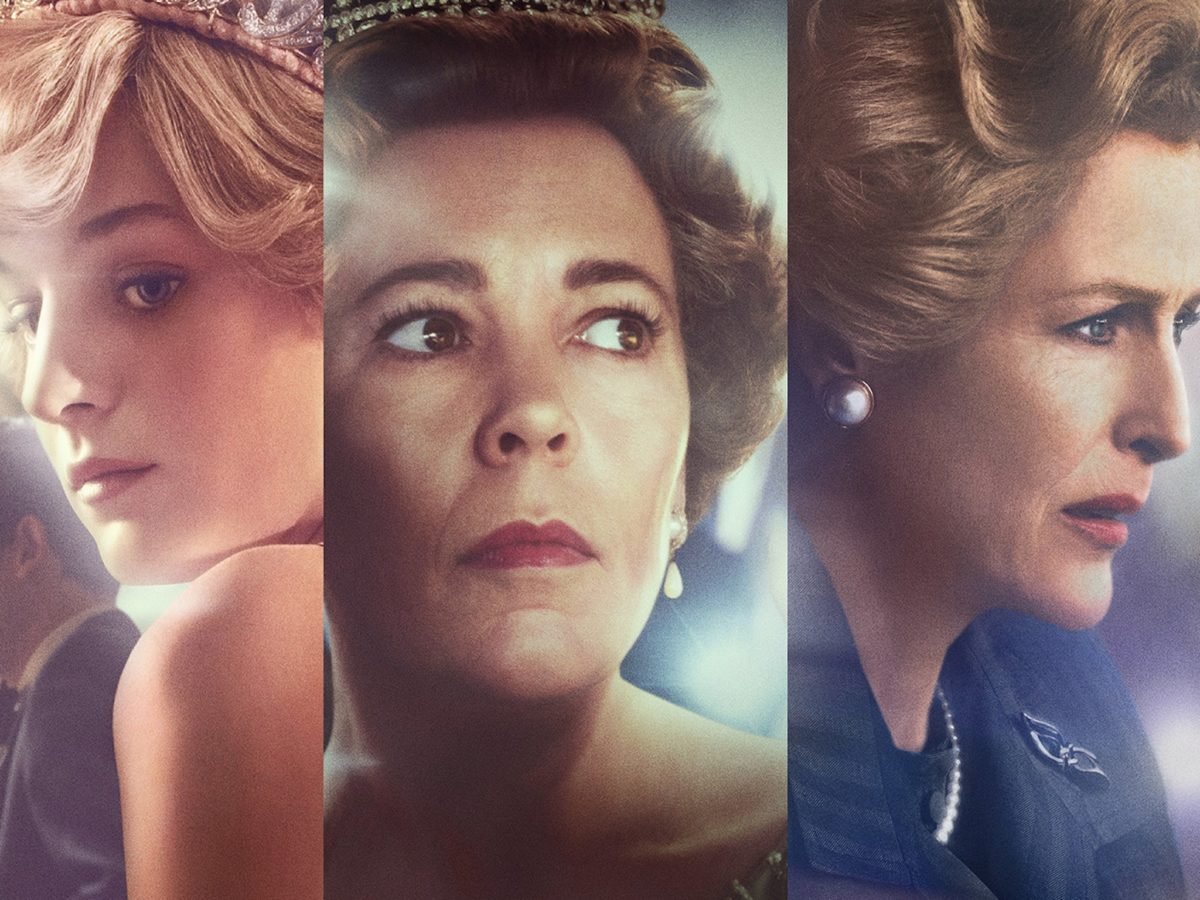 the crown season four