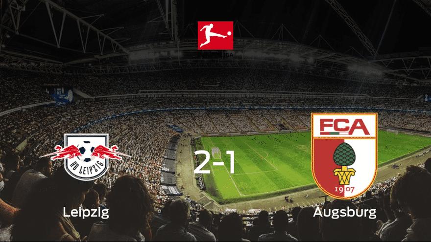 El RB Leipzig suma tres puntos mas frente al FC