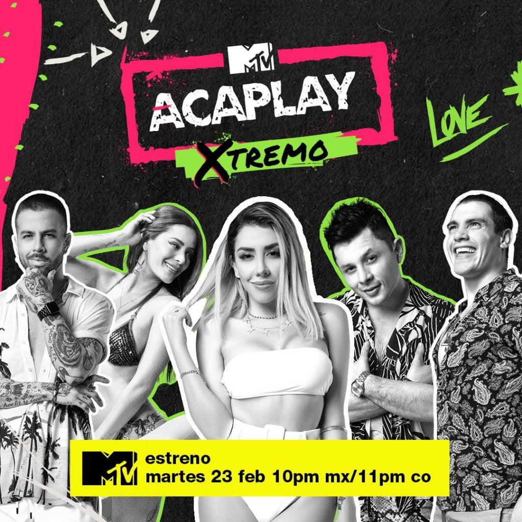 EN VIVO ACAPULCO SHORE XTREMO MTV ACAPLAY XTREMO 2021 EN VIVO ONLINE
