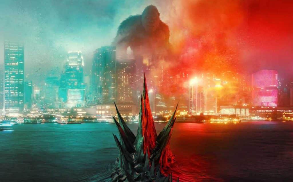 OPINION Godzilla vs. King Kong