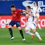 Osasuna vs Eibar En Directo Online, LaLiga Santander En Vivo Hoy
