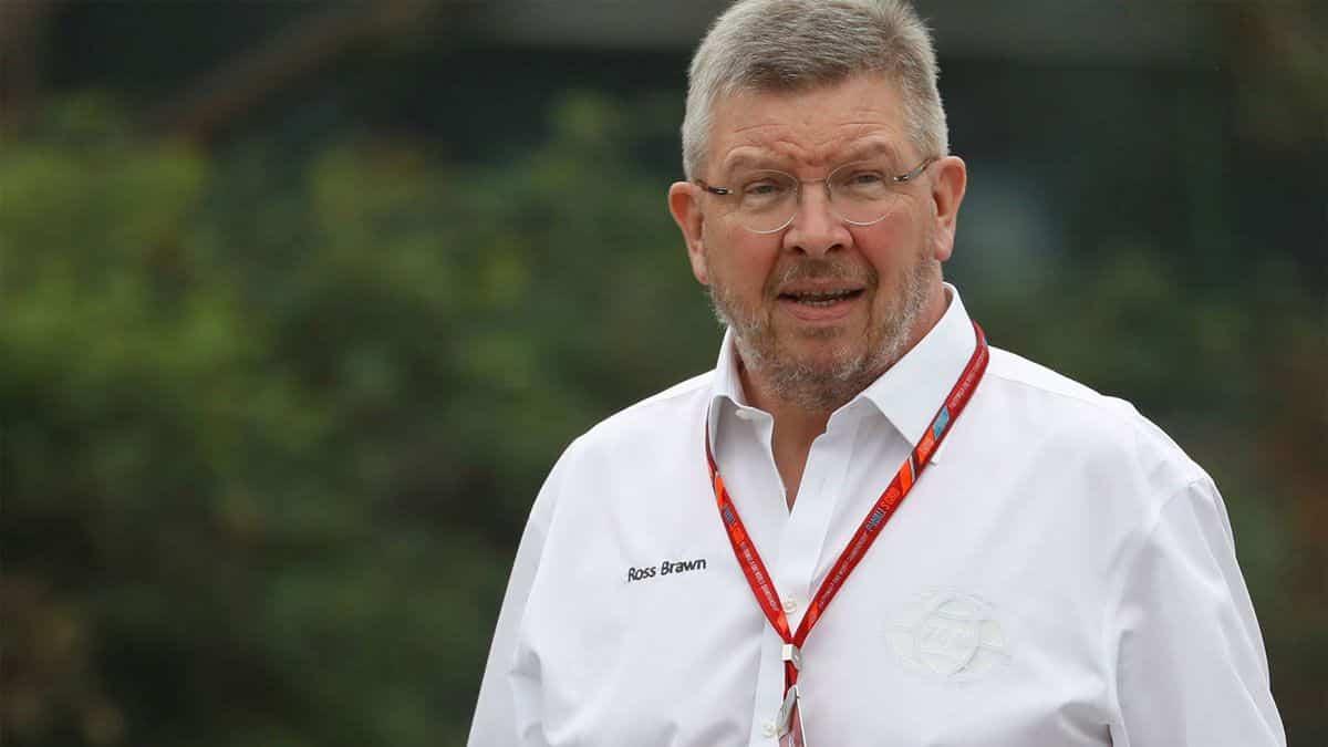 Ross Brawn renueva como director deportivo de la F1