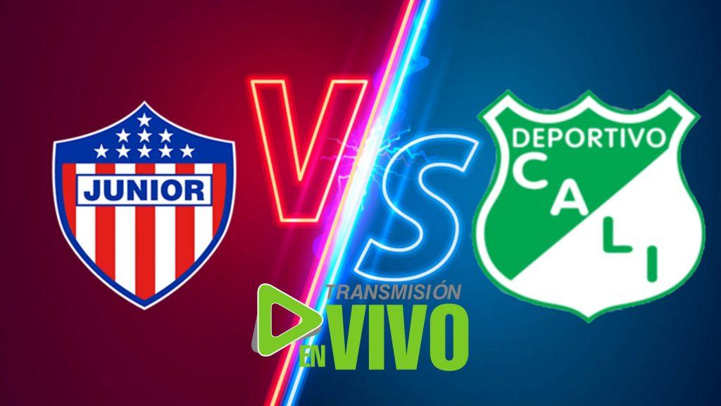 Junior vs Deportivo Cali EN VIVO ONLINE