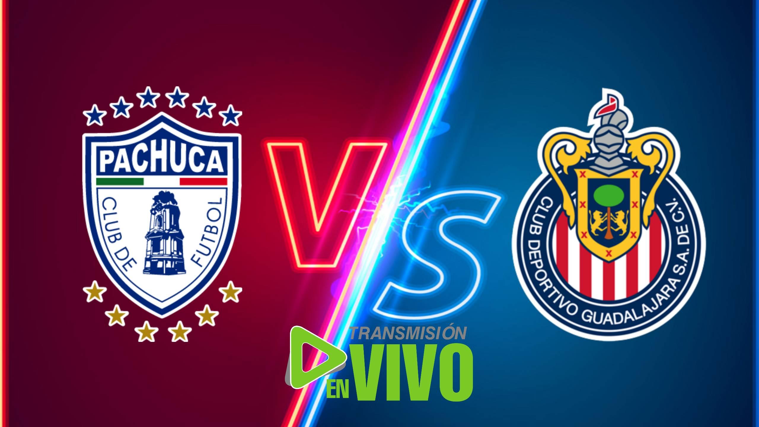 HOY PACHUCA VS CHIVAS FINALIZA JORNADA 7 LIGA MX TORNEO GUAD1ANES