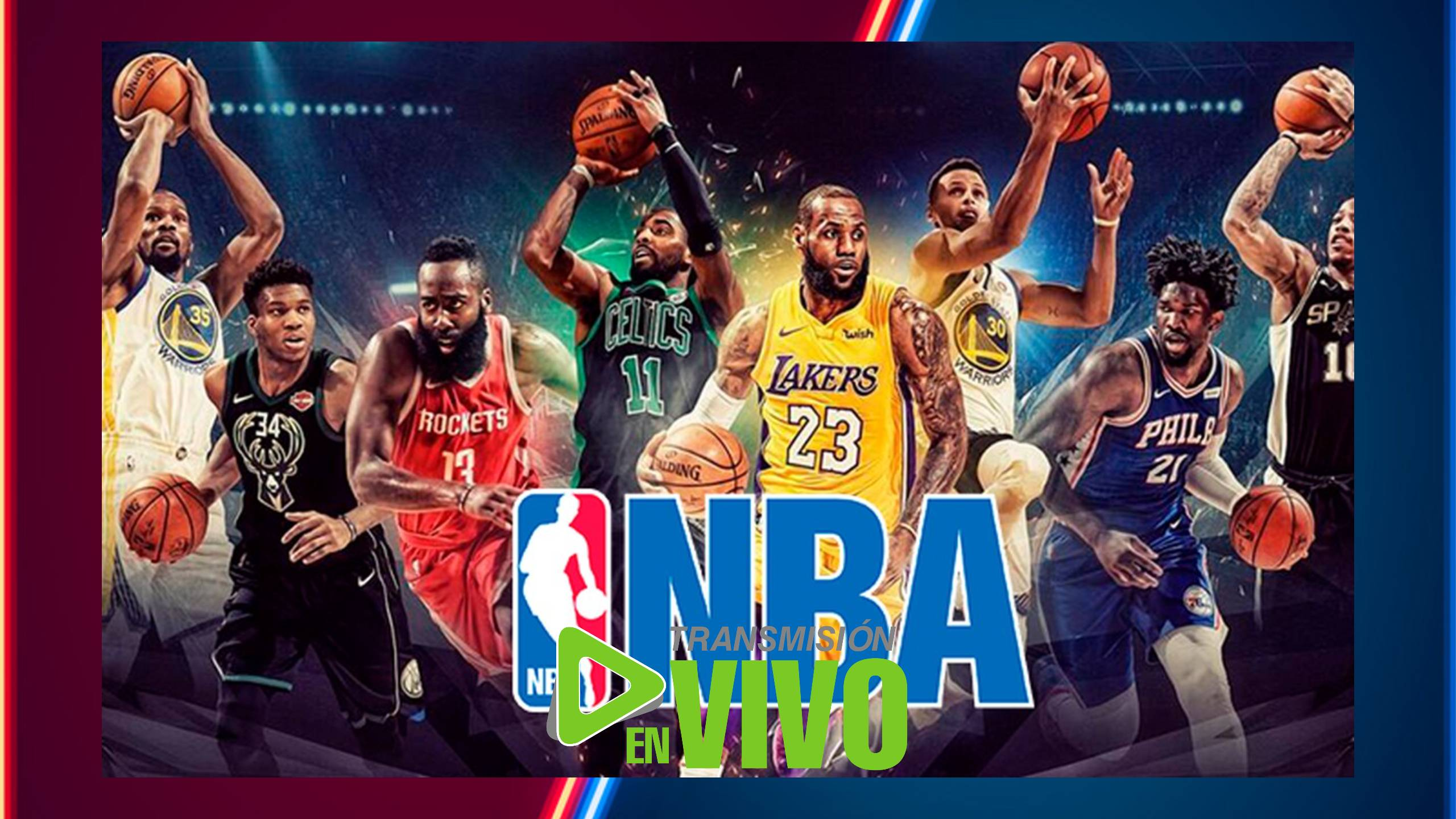 NBA EN VIVO ONLINE 2021