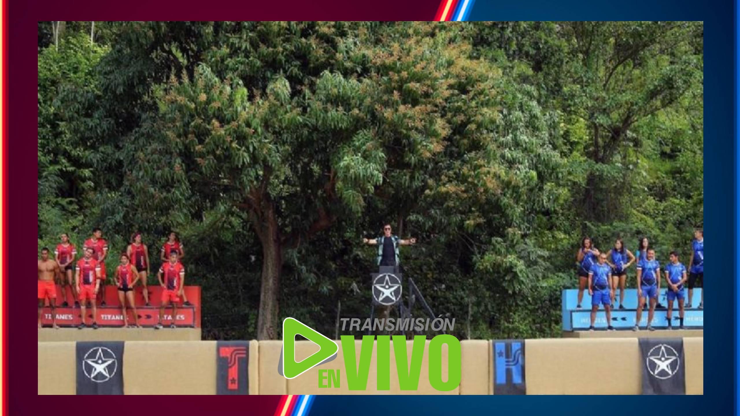 HOY MARTES en vivo EXATLON MEXICO 2021
