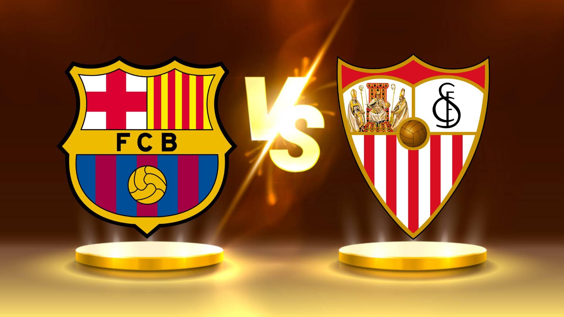 Barcelona vs. Sevilla EN VIVO EN VIVO: Canales de LaLiga y cuándo mirar
