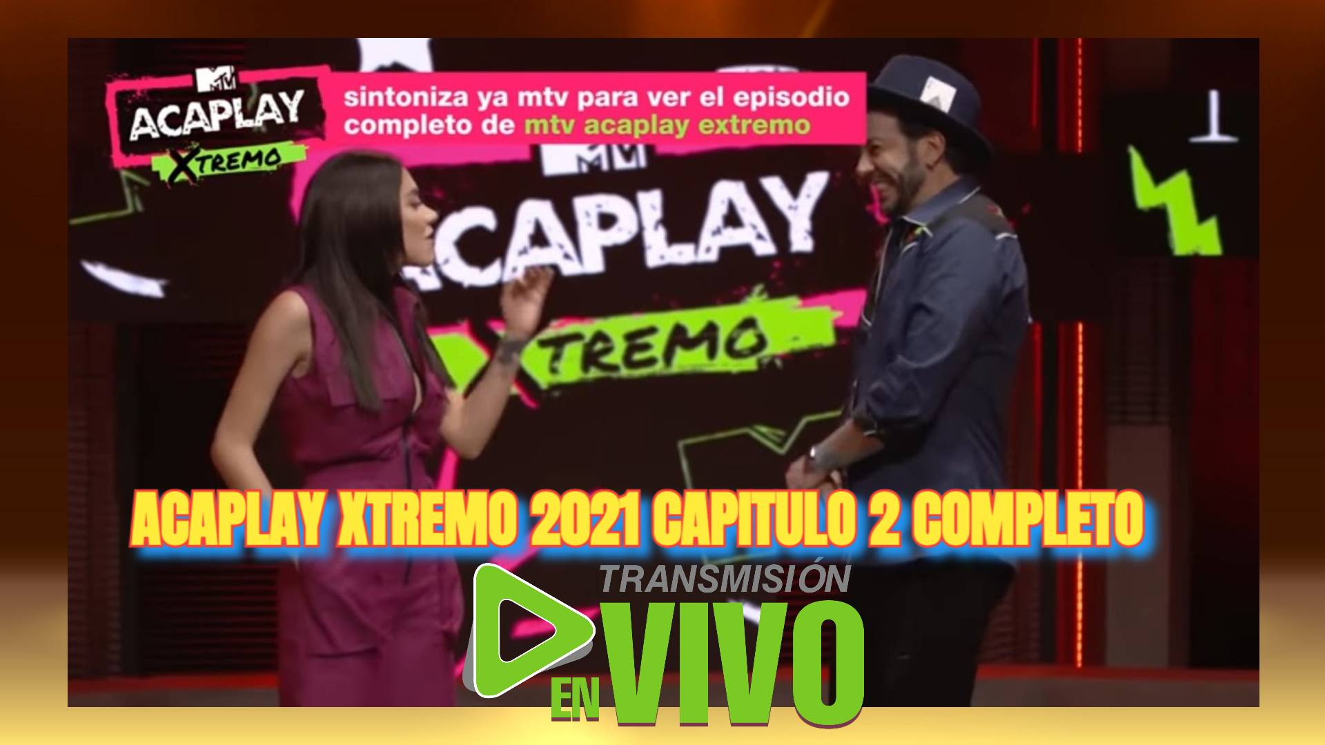 MIRAR ACAPLAY XTREMO 2021 CAPITULO 2 COMPLETO