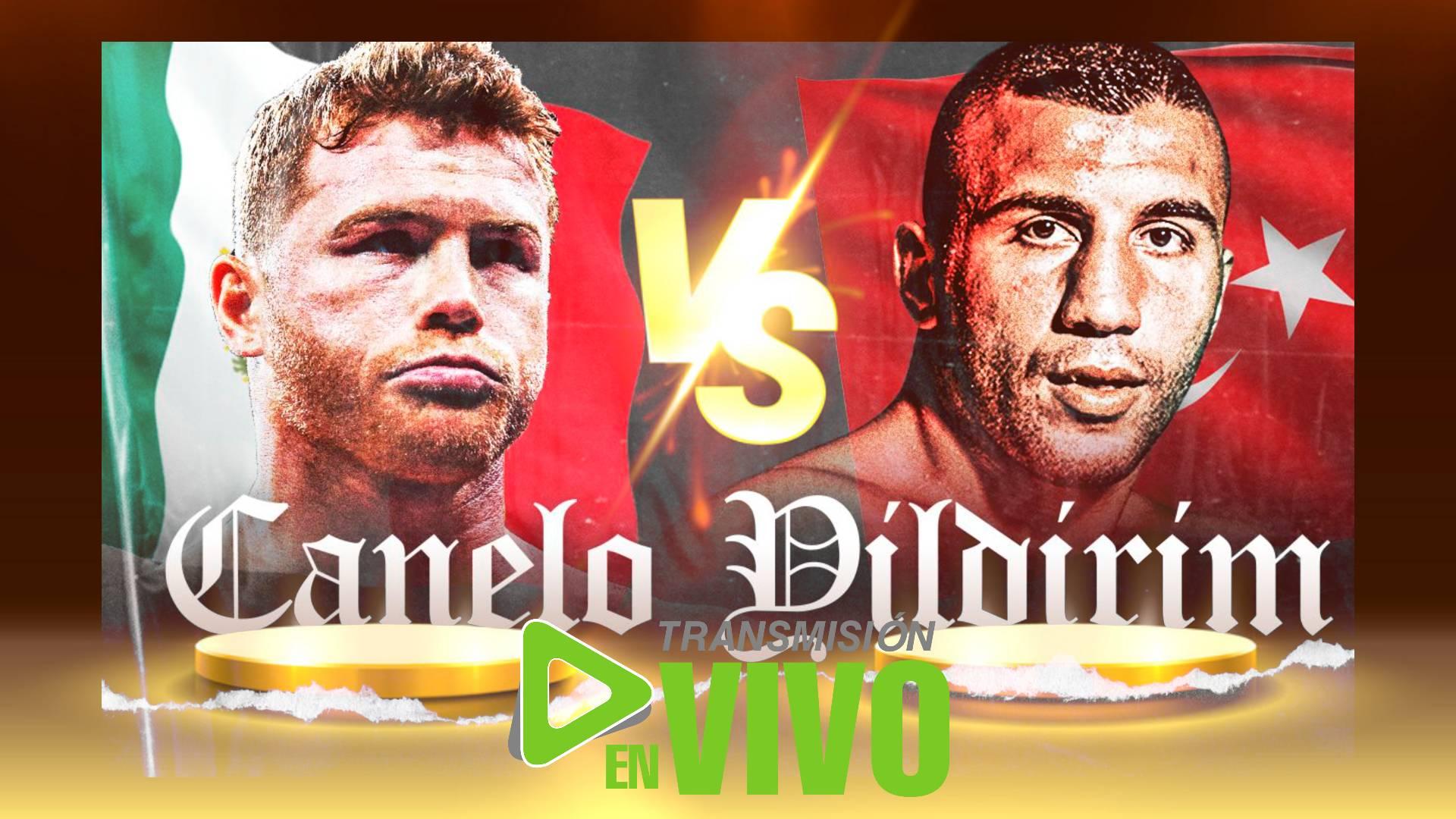 Dónde ver Canelo Álvarez vs Avni Yildirim