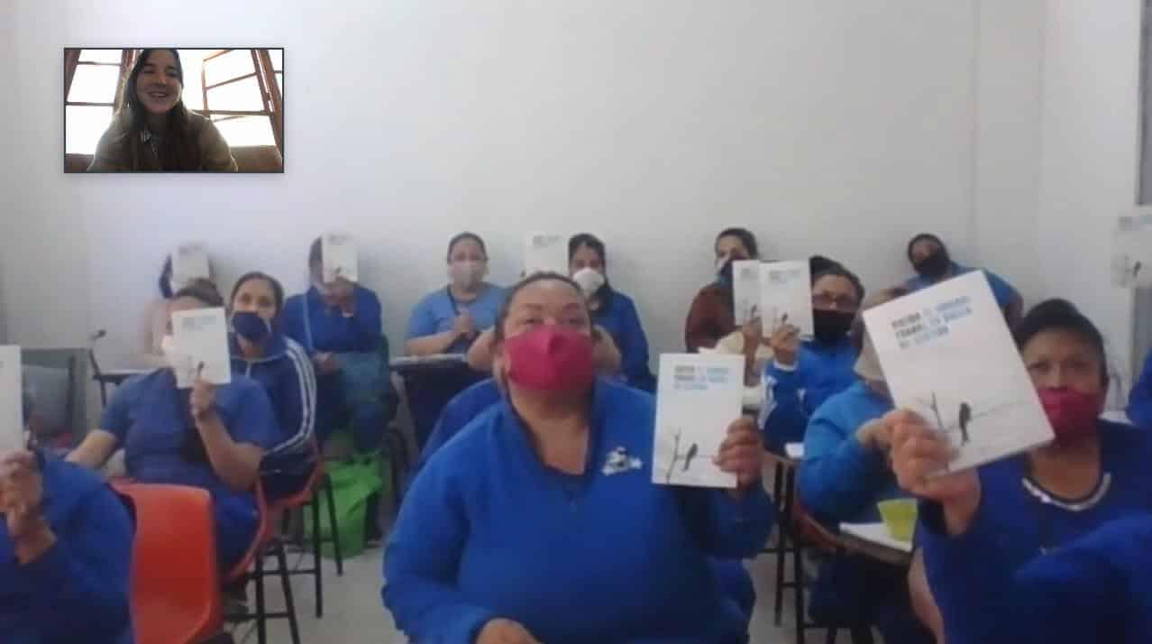 mujeres en prision