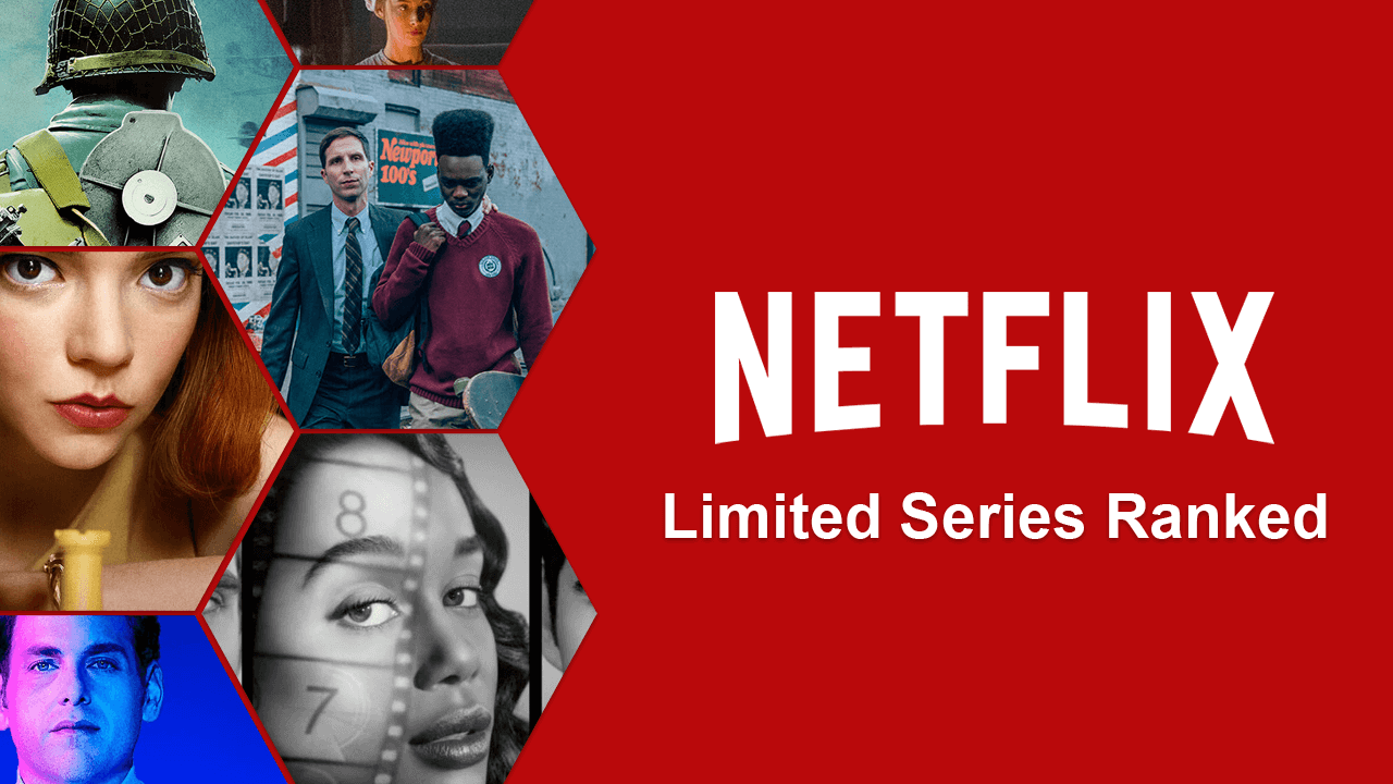 netflix limited series ranked imdb