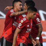 Vídeos de Platense 0 River 1, por la Copa de la Liga Profesional: gol de Matías Suárez
