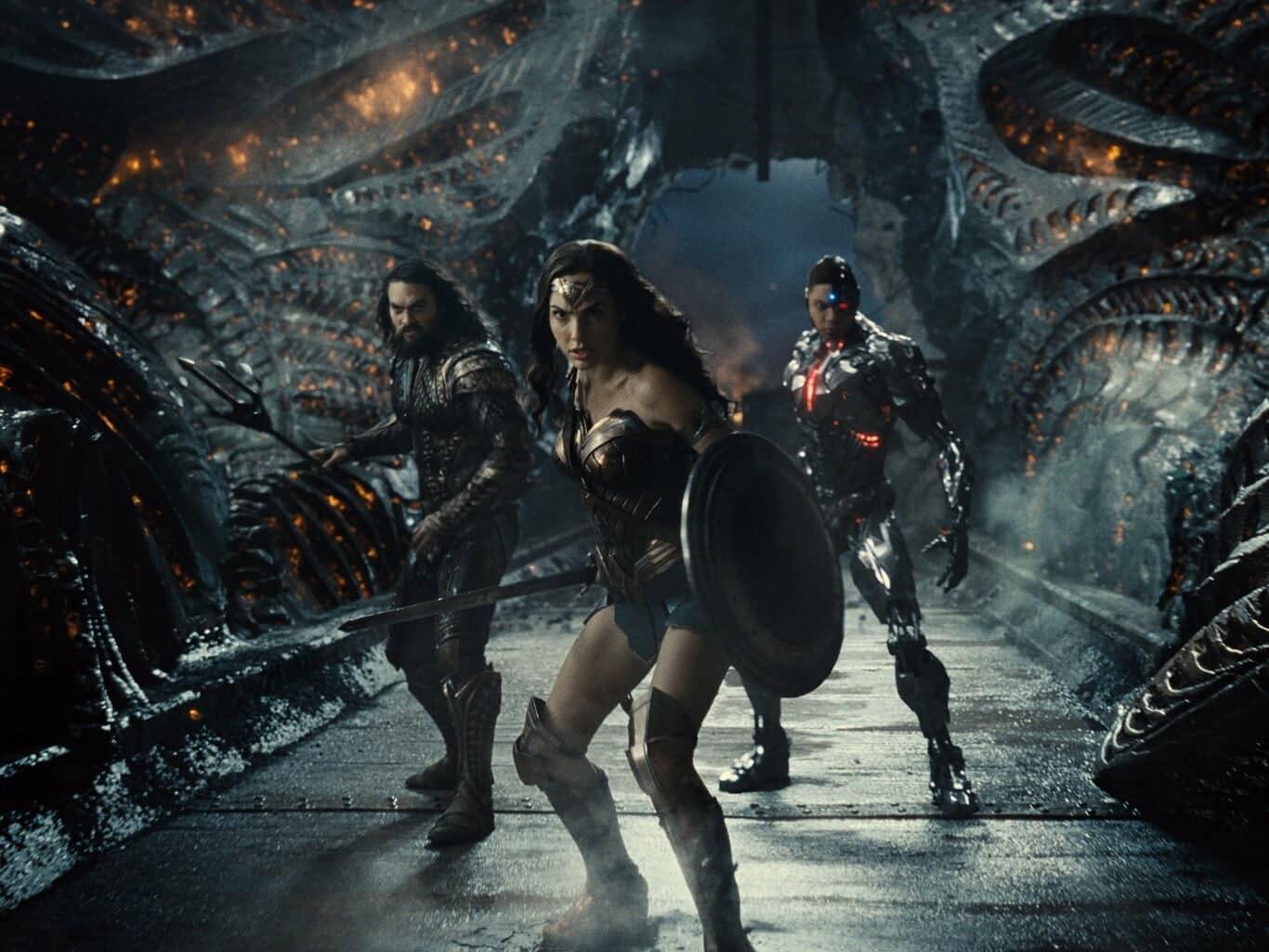 Explicación del final de La Liga de la Justicia, película de Zack Snyder